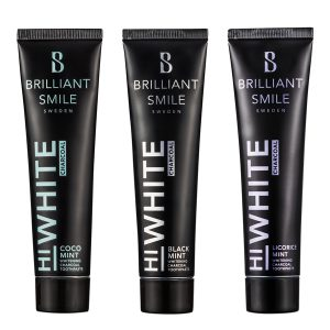 After learning how to use charcoal teeth whitening toothpaste, try to apply it using HiWhite Charcoal toothpastes