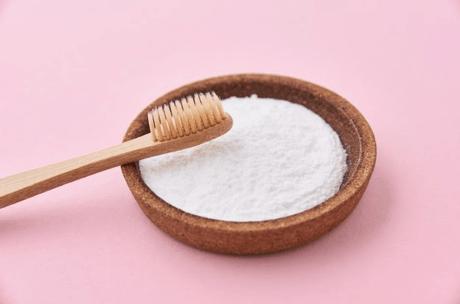 Using baking soda to whiten teeth is a popular basic method.