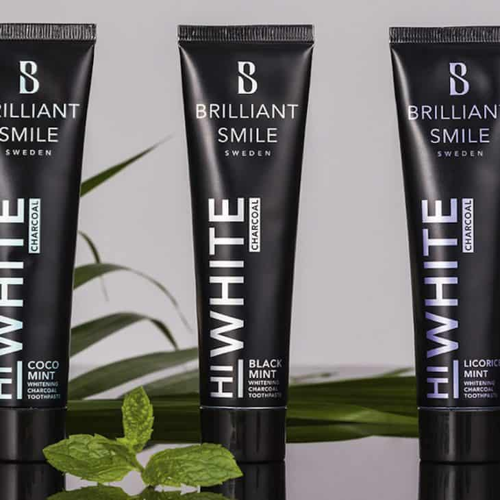 The Activated Charcoal Teeth Whitening